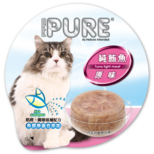 PURE巧鮮杯(貓)-純鮪魚