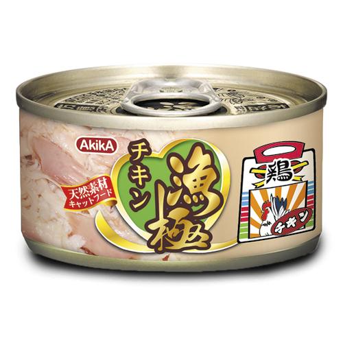 白身鮪魚+雞胸肉